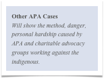 Other APA Cases